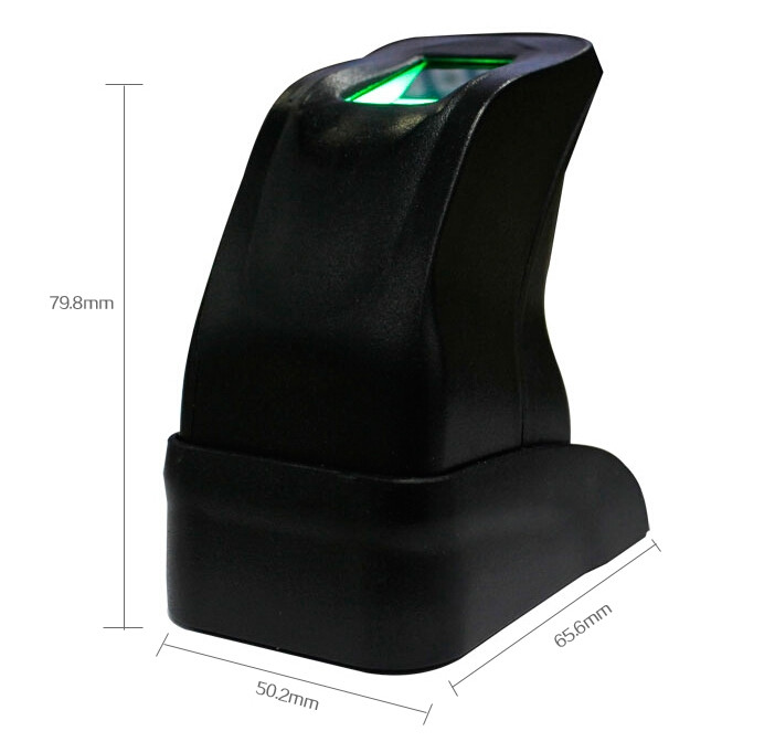 Fingerprint Scanner Biometric Fingerprint Scanner ZK4500 Fingerprint Reader  Support SDK development