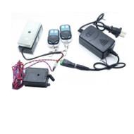 100lbs 12V mini door magnetic lock Remote control cabinet lock drawer
