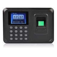 Biometric fingerprint time attendance system digital electronic reader machine