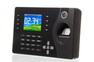 A-C081 TCP/IP time attendance Fingerprint&RFID card&password finger time attendance RFID card time clock