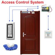 Waterproof Door Access Control System Magnetic Lock full Kit
