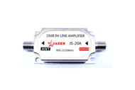 JS-20A IN-LINE Amplifier Satellite Amplifier Satellite IF Signal Amplifier Satellite IF Signal Amplifier TV Combiner