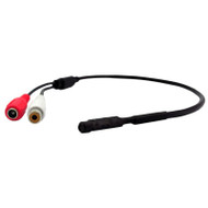 Line-type high-fidelity sound monitor Microphones for CCTV