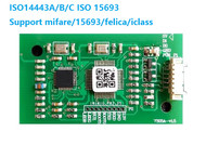 13.56mhz Embedded card reader Wiegand/UART output