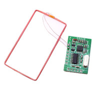 125KHZ EM4100 RFID Card Reader Module Anti Writeable card such as T5577 EM4305