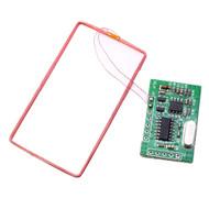 HIDCard reader module WG/UART Output