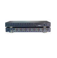 Audio Video Selector 16 inputs  1 outputs video switcher AV Switcher AV Selector