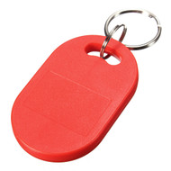 100 piece/lot Proximity 125KHz ID Token Tag Key Keyfobs Chain Access Control Smart Card TK4100