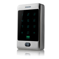 Metal Touch Keypad 13.56MHz IC Card Access Control Keypad Silver