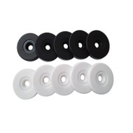 100piece/lot TK4100(EM4100) RFID 125khz 30mm Coins with hole