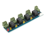 Expansion (I/O) board Fire board panel for access control system