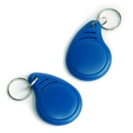 125khz Rfid ABS Keyfob for Attendance access control system