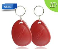 125Khz Rfid keyfob ID Keychain for Door Access control System