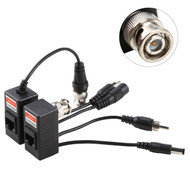 1-Pair-Coax-CCTV-Camera-Video-Audio-Power-Balun-Transceiver-Connector-Adaptor  1-Pair-Coax-CCTV-Camera-Video-Audio-Power-Balun-Transceiver-Connector-Adaptor