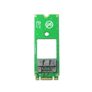 M.2 NGFF SATA to 7pin SATA Adapter Converter Card Support SSD HDD SATA 3.0 6Gbps