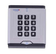 Access Control Security Keypad with Proximity Card Reader with doorbell button