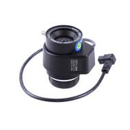 3.5~8mm Varifocal Auto Iris CCTV Camera CS Lens