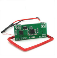 125Khz RFID Reader Module UART Output Access Control System for Arduino