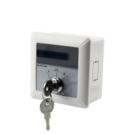 Automatic door key control switch Automatic door five - speed program switch Multi - function switch