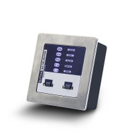 Five LED program control switch switch function switch button automatic door