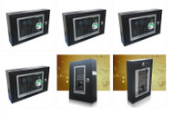 Fingerprint access control, attendance machine Metal protective shell