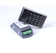 wireless password access control keypad wireless keyboard with controller