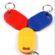50pacs 125KHz RFID Keyfobs Keychain Key Token TAG For door access control