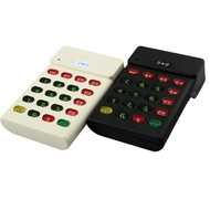 Rfid 125khz 13.56mhz USB Card Reader with Numeric Keyboard Support android Phone