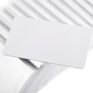 NTAG213 13.56Mhz Blank White Universal NFC PVC ISO Cards