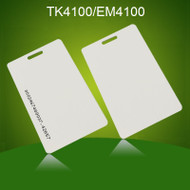 200PCS 125KHz TK4100/EM4100 RFID Proximity ID Card Access Control ID Card Time and attendance ID Card