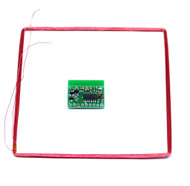 Rfid 125K Long distance Reader module EM4100,4001, TK4100, EM4305 Ultra serial wg26 interface arduino
