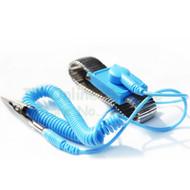 Anti - static Metal Wrist Band static ring PU cable wrist band release static Maximum length 2.8m