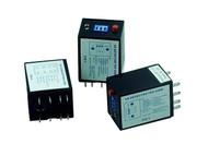 Vehicle loop detector for sliding gate/operator traffic signal control 4-level sensitivity