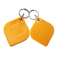 100piece New Type Em4100 RFID 125khz Keyfob ID card