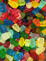 Gummy Bears - 12 Flavor Mix 1 lb.