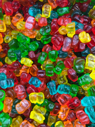 Gummy Bears Mini - Assorted