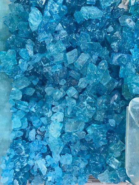 Rock Candy - Blue Raspberry