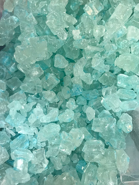 Rock Candy - Cotton Candy