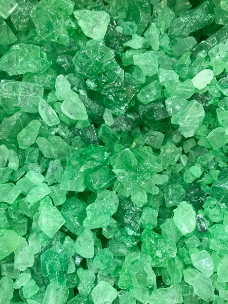 Rock Candy - Lime