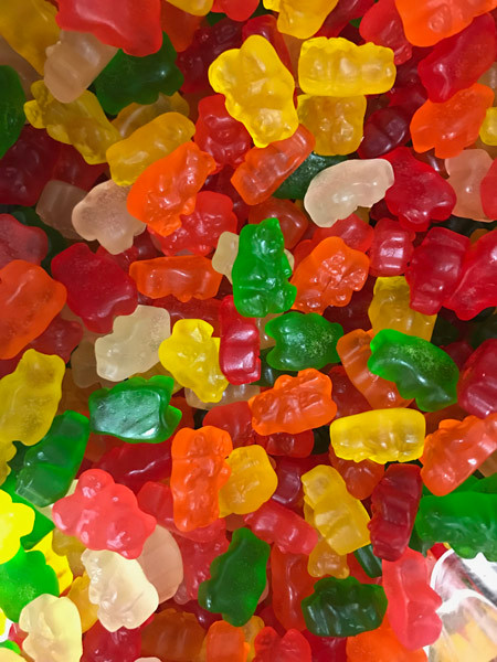 Sugar Free Gummy Bears 1 Lb True Confections Candy Store More