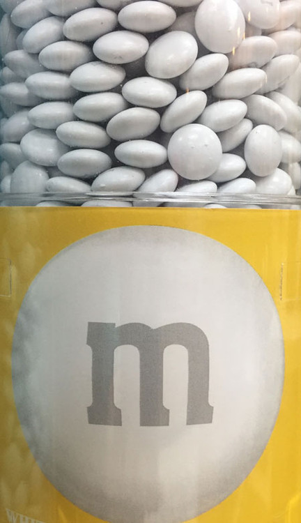 White M&M's®