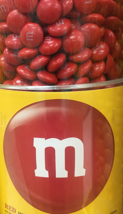 Red M&M's®