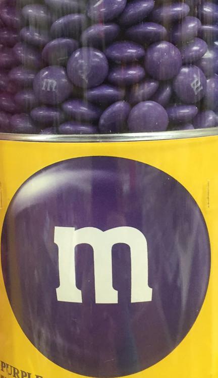 Purple M&M's®