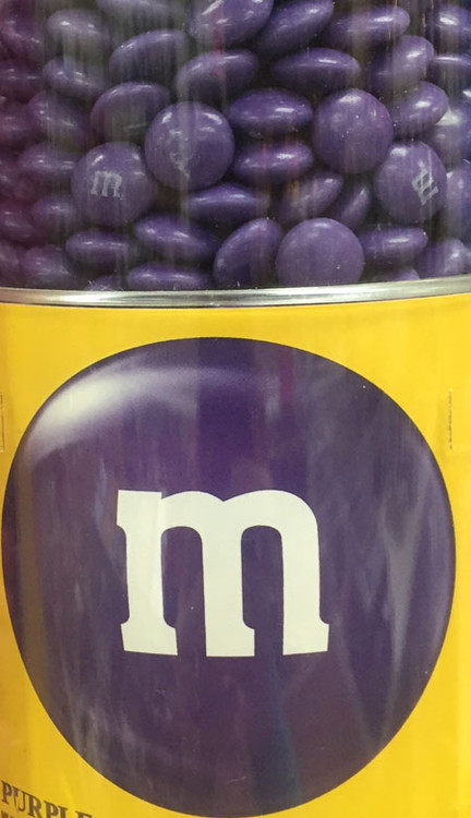 Purple M&M's®