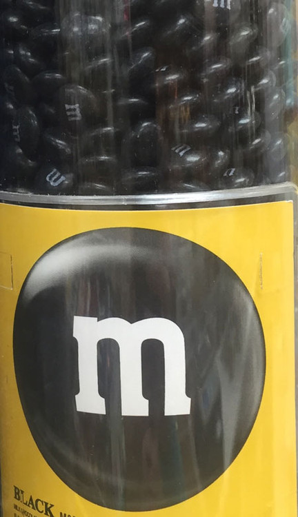 Black M&M's®
