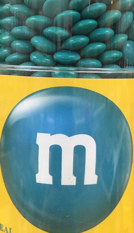 Teal M&M's®