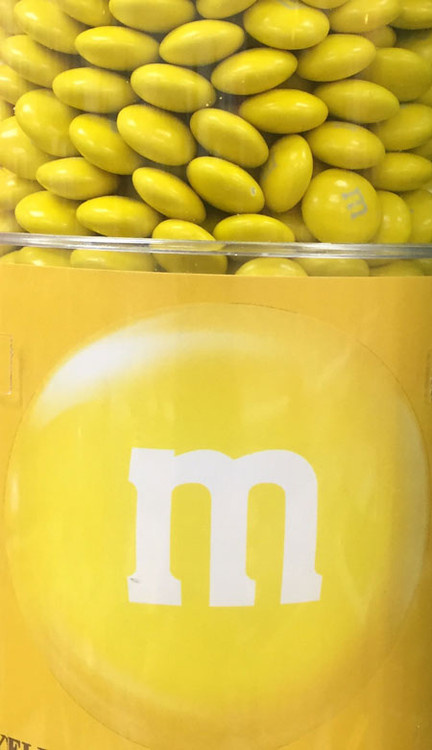 Yellow M&M's®