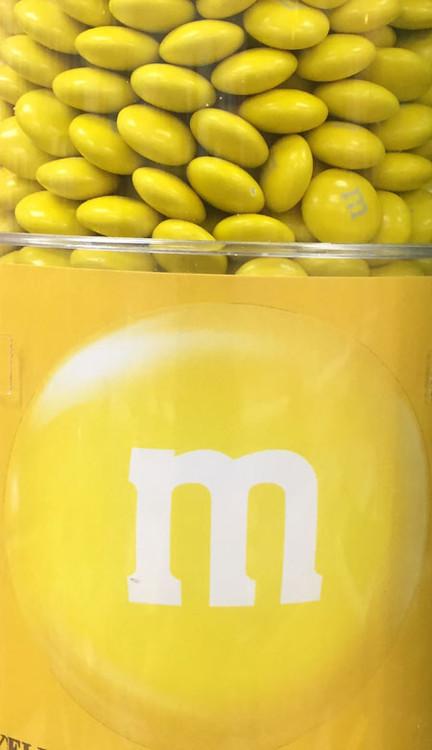 Yellow M&M's®