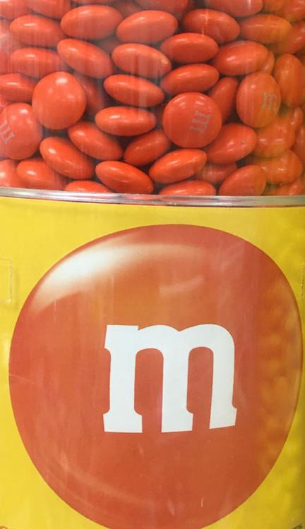 Orange M&M's®