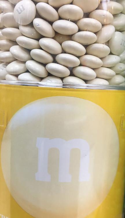 Cream M&M's®